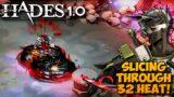 32 Heat Hunting Blades! | Hades 1.0