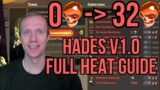 Hades Full Heat Guide [0 to 32 Heat] | Haelian