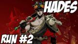 RUN TWO, CAN WE GET THROUGH?! – Hades Playthrough Run #2