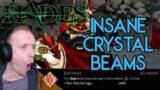 The TRUE hardest dad versus INSANE Crystal Beam build! /Hades v1.0/