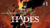Twitch Livestream   Hades Part 1 [PC]