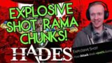 CHUNKING our enemies with slow moving explosions! /Hades/