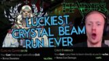 Can this INSANE luck help make Cold Embrace usable?! /Hades/