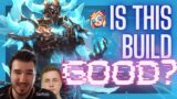 INSANE HADES BUILD THAT ACTUALLY FARMS GIVEN TO ME BY INBOWNED!!!   Venenu   SMITE CONQUEST