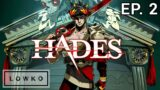 Let's play Hades with Lowko! (Ep. 2)
