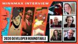 MinnMax's 2020 Developer Roundtable (Hades, Spiritfarer, The Pathless, Empire of Sin, If Found)