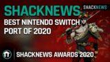 Shacknews Best Nintendo Switch Port of 2020 – Hades