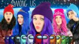 DESCENDANTS AMONG US in REAL LIFE! MAL EVIE AUDREY HADES JAY try to find the IMPOSTER! | BFF BESTIES