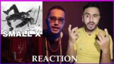 SMALL X – BRIYA (Official Music Video) Prod. By Hades (REACTION)