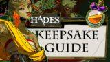 Hades Keepsake Guide & Tier List (by ADWCTA)