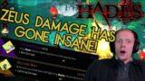 This Zeus dash run got OUT OF CONTROL! | Hades