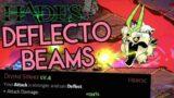 Using Athena with Lucifer to create DEFLECTO BEAMS! /Hades/