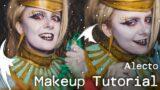 Alecto – Hades Game Cosplay Makeup