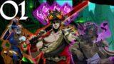 Hades Heart Seeking Bow Gameplay #1 Omnisc Plays (Sample)