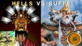 Hells (Hades) vs Suppe (Odin) – The Best of the Best (Game 1)