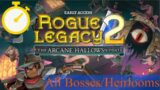 Livestream: Rogue Legacy 2, then some Hades