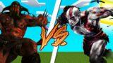 Minecraft : KRATOS VS HADES – GOD OF CRAFT #4