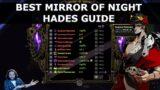 Mirror of night Best Upgrades | Hades | Tips and Tricks | Beginners Guide | Beginner | Walkthrough
