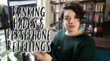 Ranking Hades and Persephone Retellings