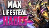 SMITE CONQUEST   HADES MID – MAX LIFESTEAL IS SO GOOD!!!
