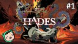 WHAT A ROUGH START   Let's Play: Hades #1