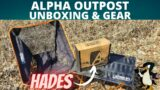 Alpha Outpost Unboxing Hades and Gear!