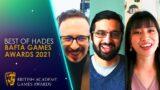 Best of Hades at the BAFTA Games Awards 2021 | Darren Korb, Amir Rao, Logan Cunningham & More