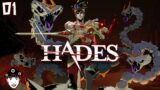 Hades – #01 Zagreu, filho de Hades