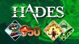 Hades – 50 Heat – Adamant Rail Eris Aspect (Hazard Bomb Challenge)
