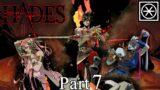 Hades #7 Power Overwhelming!