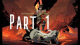 Hades Gameplay Part 1 (Tartarus)