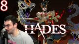 Hasanabi gets to Hades after over 20 runs [Hades Part 8]
