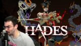 Hasanabi plays Hades on stream for the first time [Hades Part 1]