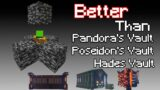 I made a BETTER Prison than Pandora's Vault, Poseidon's Vault and even Hades Vault