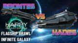 Infinite Galaxy – Flagship Brawl: Brontes vs Hades