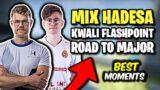 MIX HADES-a I HONORIS W KWALI ROAD TO MAJOR FLASHPOINT!!! – CSGO BEST MOMENTS