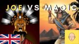 Joe (Hades) vs Magic (Ra) – Age of Mythology: The Titans (Game 2)