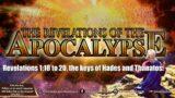 Revelations 1:18 to 20 – The keys of Hades and Thanatos – BRA-E0006-I