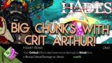 Starting The Legendary Aspects Speedrun! Chunk Enemies With Arthur Sword!   Hades All Aspects