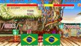 Street Fighter II Champion Edition (FT10) – /HADES/ (BR) vs Erosenim (BR) – 2021-05-04