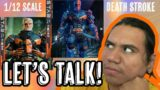 Better Than Mezco!?-MixMax Stab of the Hades Deahstroke!- Lets Talk!
