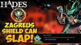 Double Knockback Sea Storm Shield! | Hades