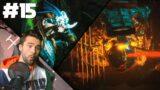 Eclipse Raid & Meeting Hades! | *Blind* Horizon Zero Dawn FFP Playthrough #15