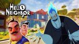 HELLO HADES (Disney Hercules)   Hello Neighbor Mod