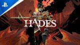 HADES – ANNOUNCEMENT TRAILER | PS5