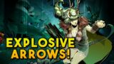 Huge Damage with Explosive Triple Zag Bow! | Hades