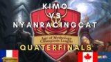 Kimo (Hades) vs NyanRacingCat (Oranos) – Quarter Finals (Game 2)