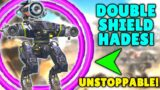 Simply Unstoppable! Double Shield HADES With New ABSORBER Microchip   War Robots Mk2 WR Gameplay