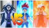 ULTIMATE BEYBLADE GIANT STADIUM BATTLE! HADES CITY SPIRAL CORE BATTLE 1! METAL FIGHT HOMAGE SERIES!