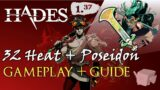 32 HEAT BLIZZARD SHOT CAST BUILD | Gameplay + Guide | Hades v1.37 (w/ voice commentary)